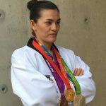 Listo Seminario de Taekwondo con María Espinoza en Arena Veracruz