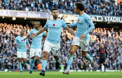 El Manchester City impone condiciones y vence 3-1 al Arsenal
