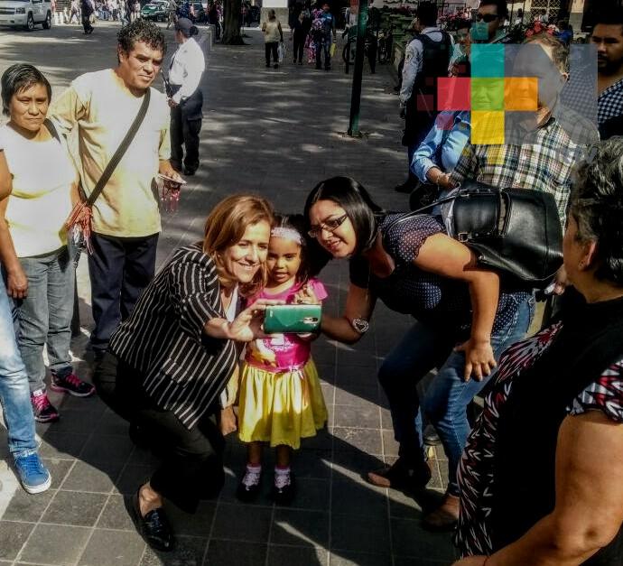 Desdeña Margarita Zavala ser la candidata del Frente Ciudadano por México