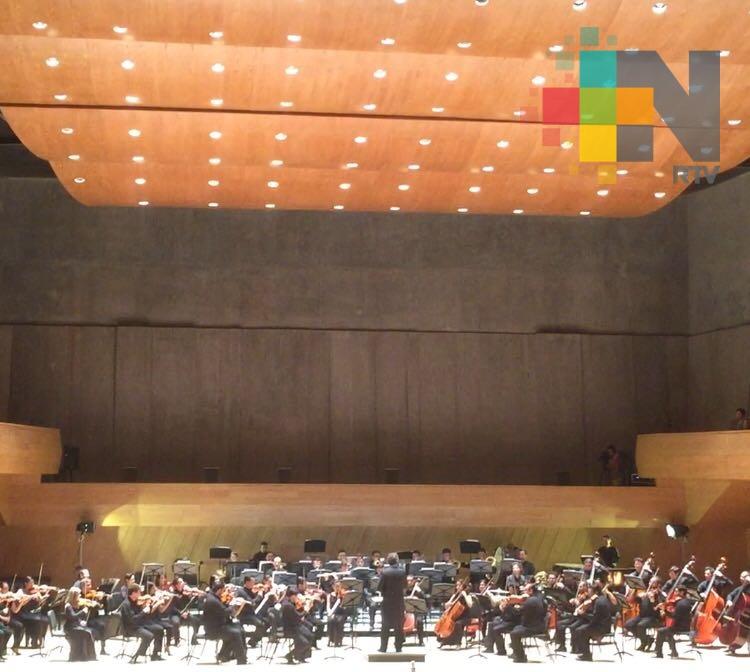 Orquesta Filarmónica de Boca del Río ofrece concierto de temporada