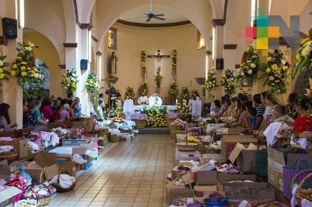 Bendición y fiesta del pan; tradición e identidad de Otates