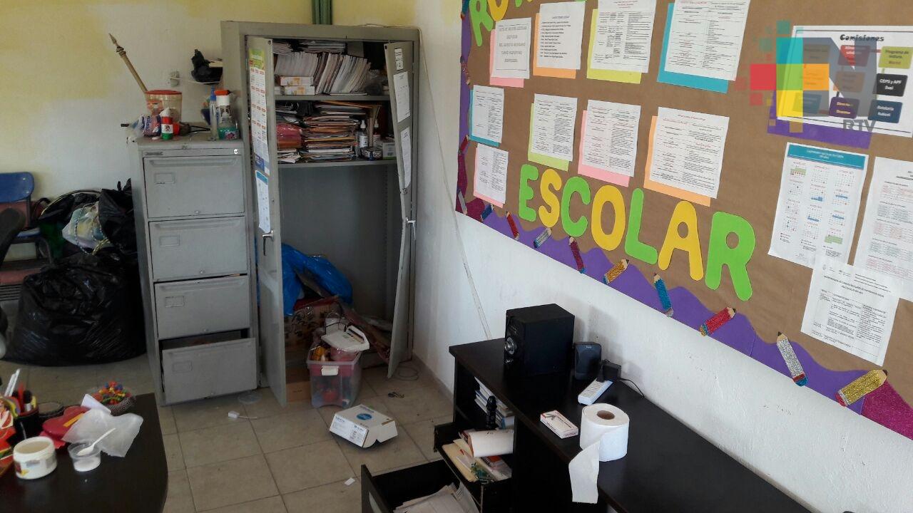 Continúan acciones para combatir hechos delictivos en escuelas de Veracruz-Boca del Río