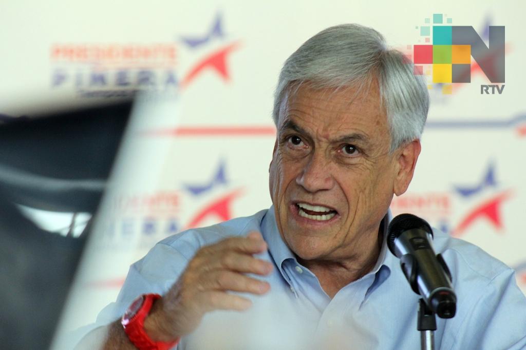 """Chile buscará """"el mejor entendimiento posible"""" con Bolivia: Piñera"""