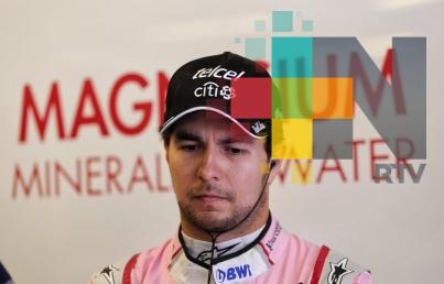 Sergio Pérez acaba en séptimo lugar general, con 100 puntos