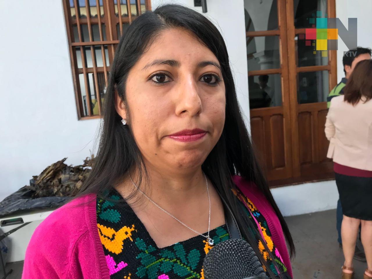 Aveli certificará a hablantes de la lengua Tepehua en Tlachichilco