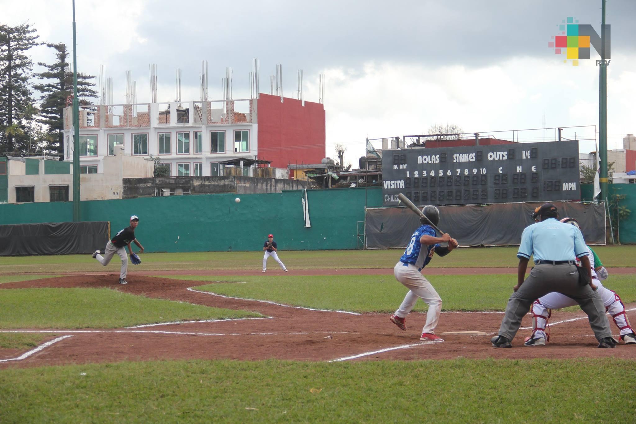 Eliminatoria estatal de Beisbol, como parte del Torneo Nacional antorchista