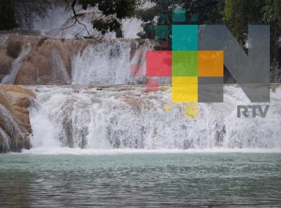 Hoy se recuperará 90 por ciento del caudal en Cascadas de Agua Azul: Conagua