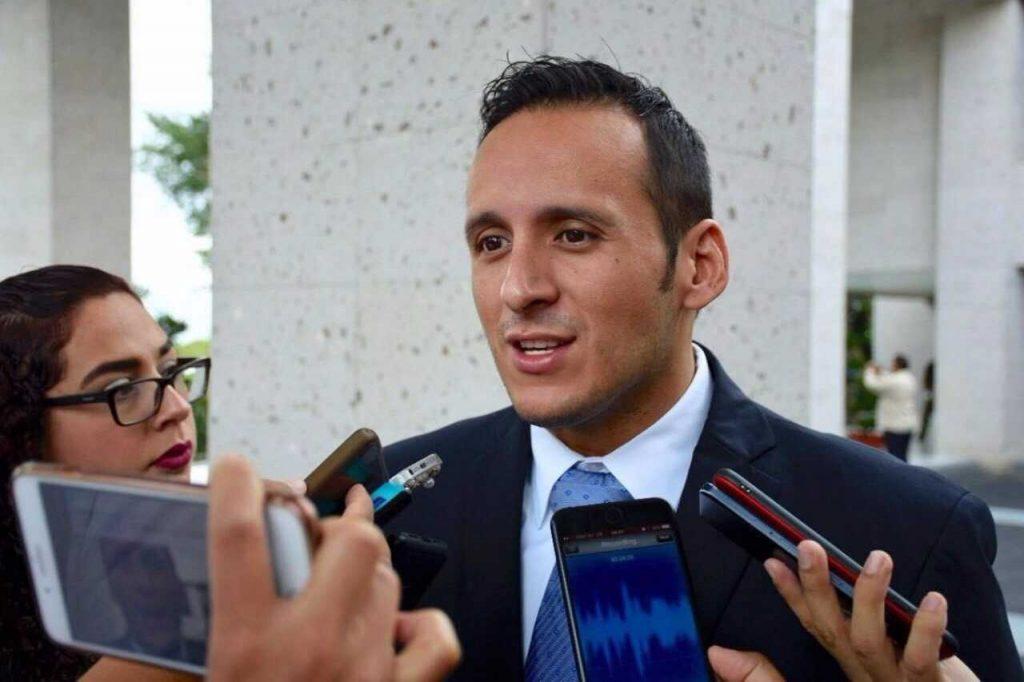 Nombramiento de magistrados fuera del orden del día: Presidente de la Jucopo