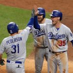 Dodgers vence 3-1 a Astros y empata en 3-3 Serie Mundial 2017