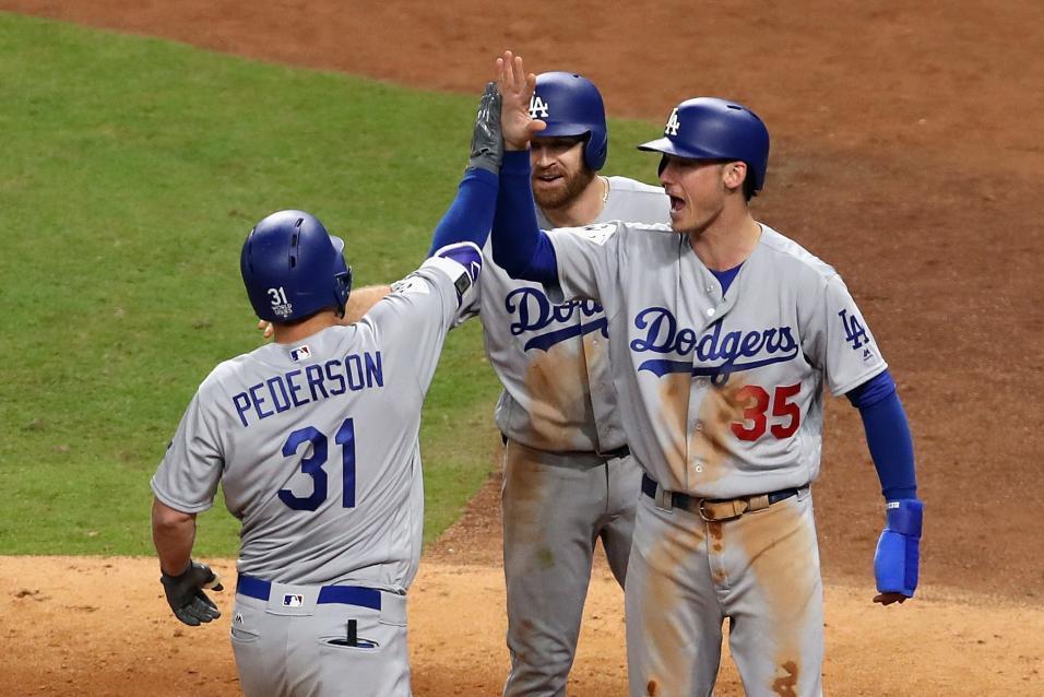 Dodgers toma ventaja; venció 6-2 a Rays