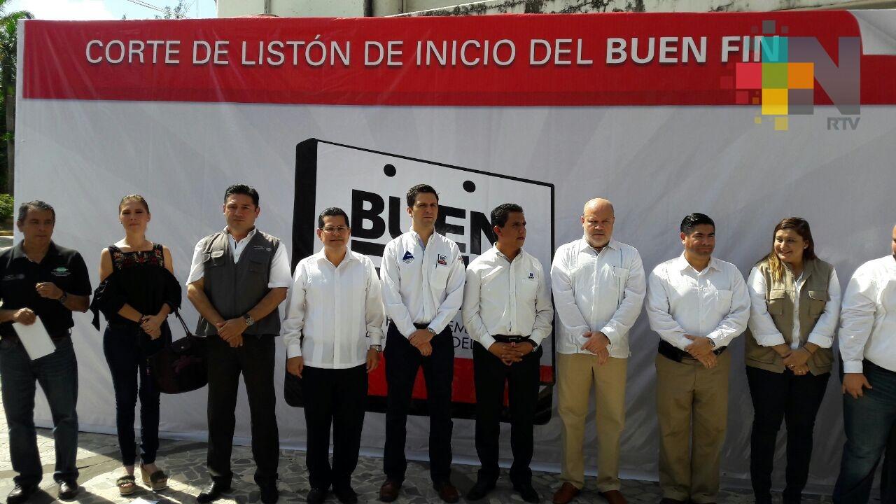 En Veracruz y Boca del Río esperan alcanzar ventas por más de 400 mdp por el Buen Fin