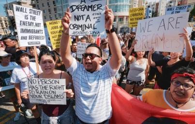 """Los Angeles se prepara para declararse """"ciudad santuario"""""""