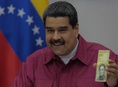 Maduro acatará eventual adelanto de elecciones presidenciales en 2018