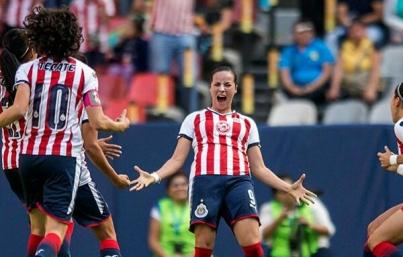 Pachuca y Chivas jugarán primer capítulo de la final de Liga MX Femenil