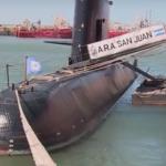 Refuerzan búsqueda de submarino con 44 tripulantes en Argentina