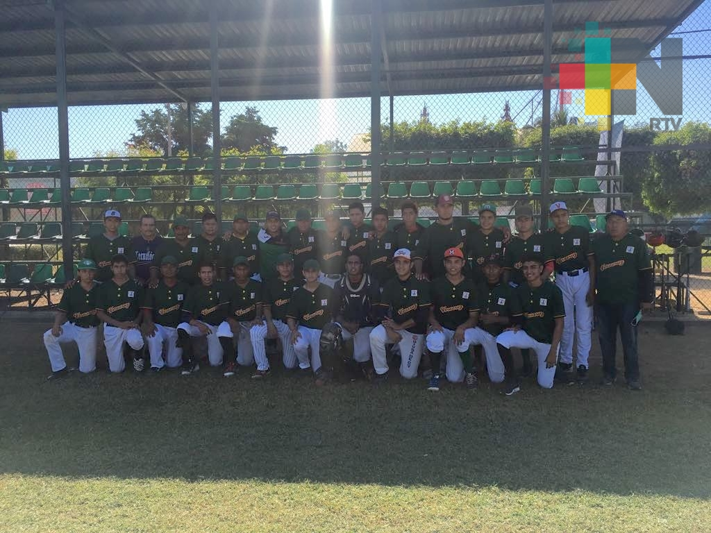 Inauguran antorchistas primer Torneo Nacional de Béisbol, en Culiacán, Sinaloa