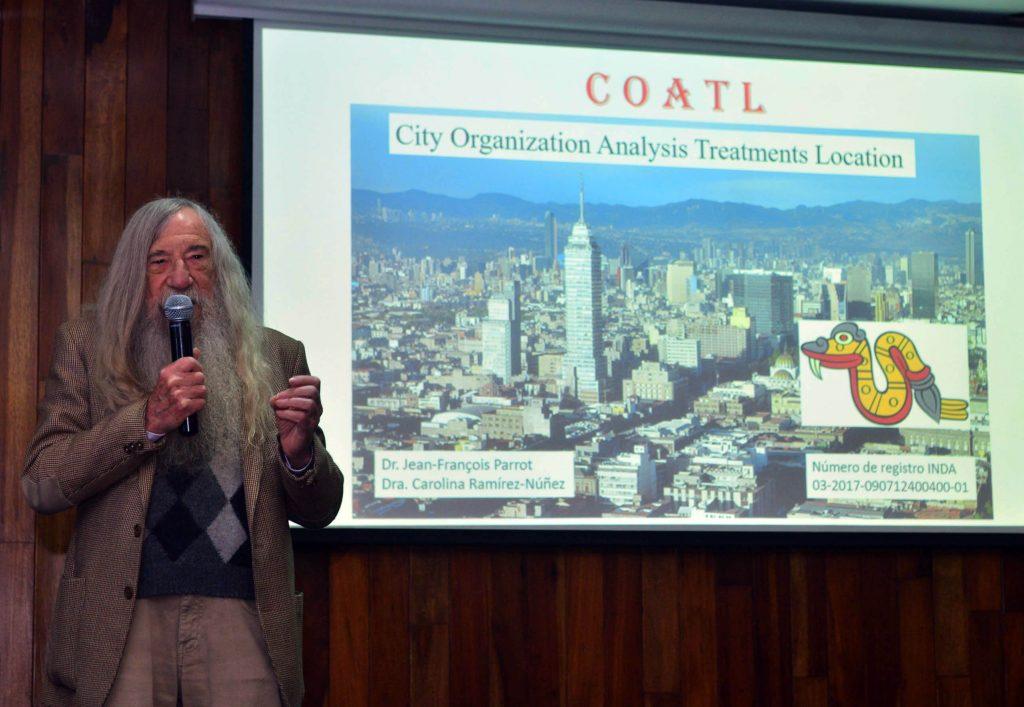 UNAM desarrolla programa informático para analizar espacio urbano