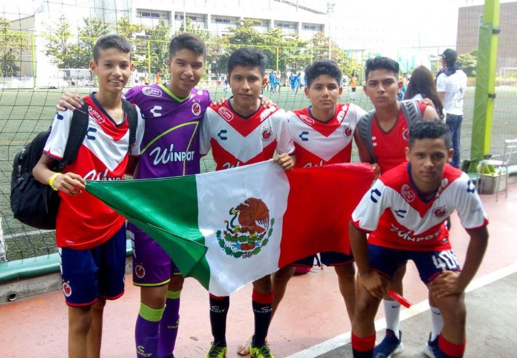 Nuevo triunfo escualo en la Medellín Soccer Cup