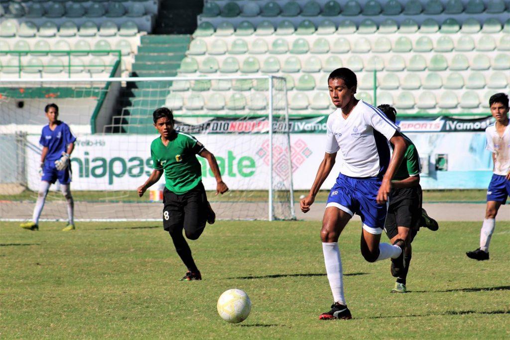 Veracruz cuarto lugar en fútbol de Juegos Populares 2017