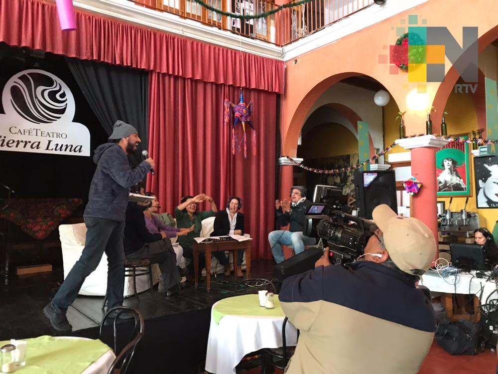 """""""El show de la tierra"""" cumple dos años de transmisión al aire en Radiomás"""