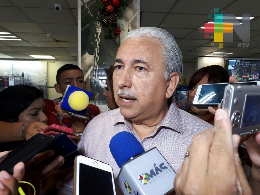 Concamin firmará convenio de colaboración con gobierno de Veracruz: CCE