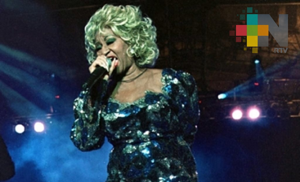 Estrenarán en Miami musical sobre la vida de Celia Cruz