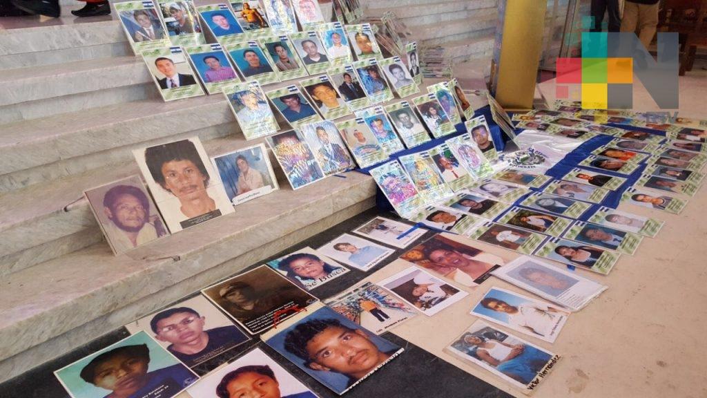 Caravana de Madres Migrantes llega a Coatzacoalcos