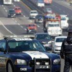 Más de ocho mil policías vigilan carreteras del país en estas vacaciones