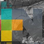 Bajas temperaturas y norte por paso del FF 14