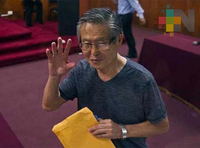 Fujimori regresará a la cárcel tras revocación de indulto humanitario