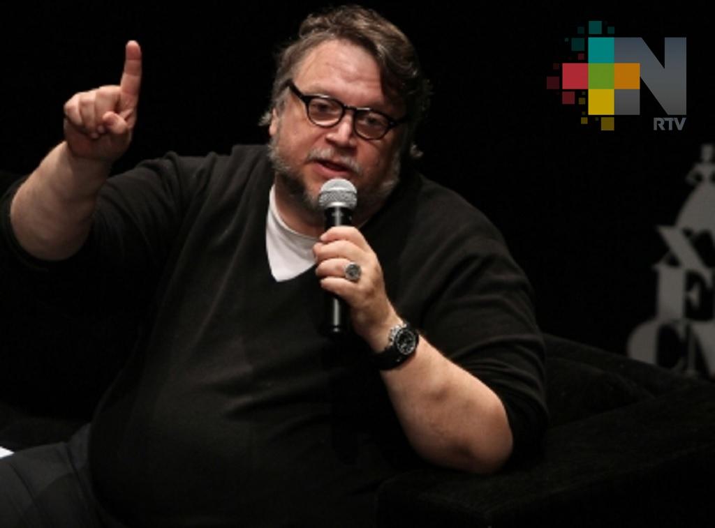 Revelarán por internet detalles de exposición de Guillermo del Toro