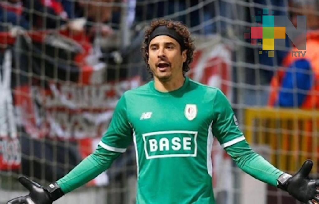 Standard Lieja erra penal de último minuto y empata con Antwerp