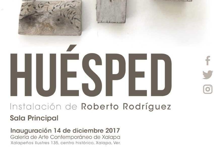 """Engalana """"Huésped"""" a la Galería de Arte Contemporáneo del IVEC"""