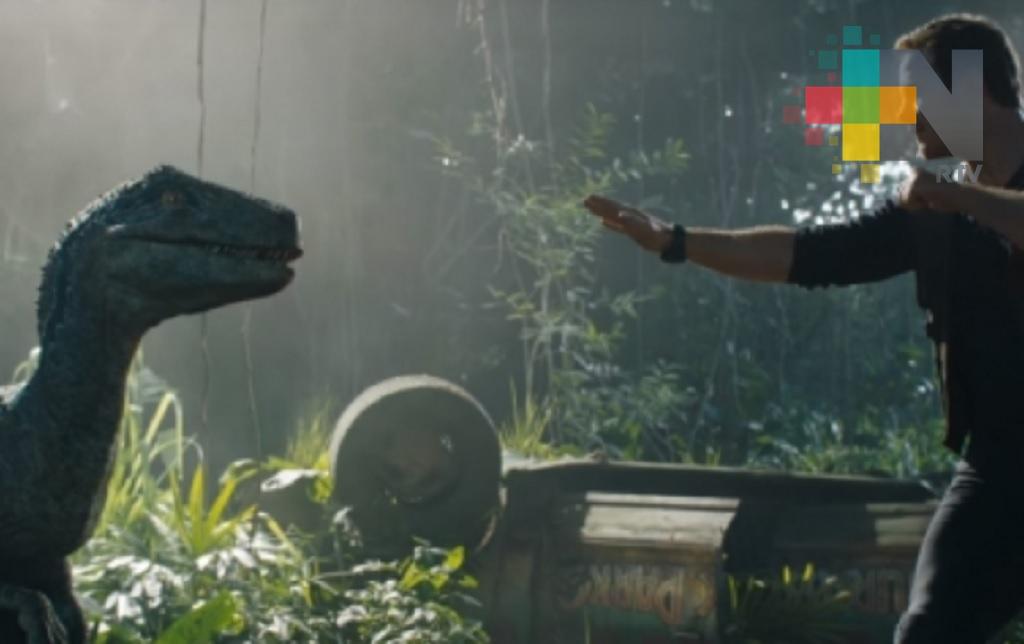 """Cinta """"Jurassic world El reino caído"""" revela sus primeras escenas"""