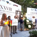 Conmemoran 128 aniversario del nacimiento de don Adolfo Ruiz Cortines