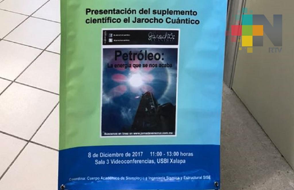 """La Jornada publica el suplemento """"Jarocho Cuántico"""""""