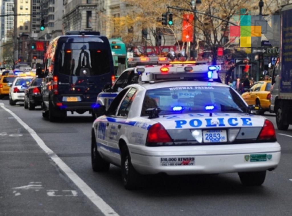 Al menos cuatro heridos en intento de ataque terrorista en Nueva York
