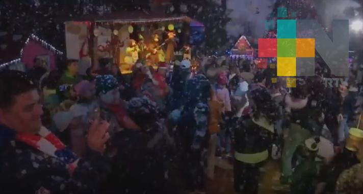Noel, la magia de la navidad en el Ciclo Verde