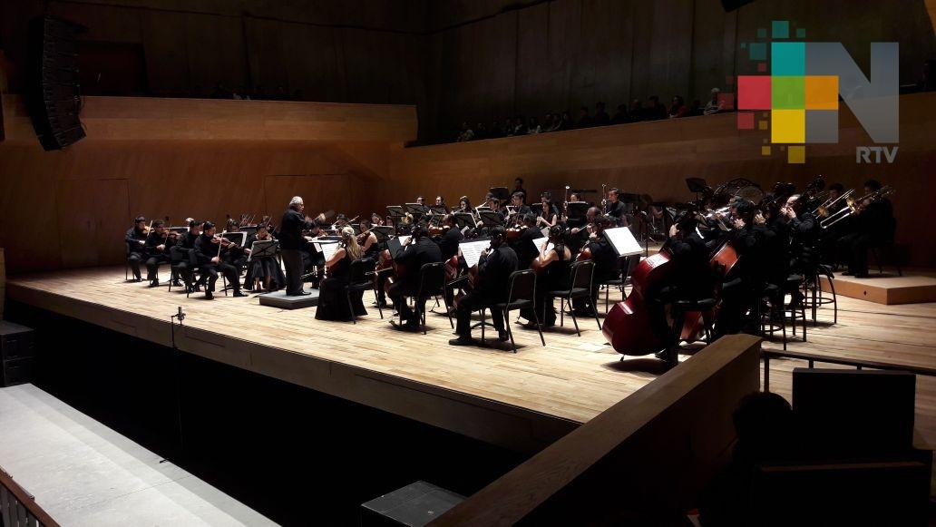 Con Ilya Kaler como invitado celebra Orquesta Filarmónica de Boca del Río u quinto concierto en el Foro Boca