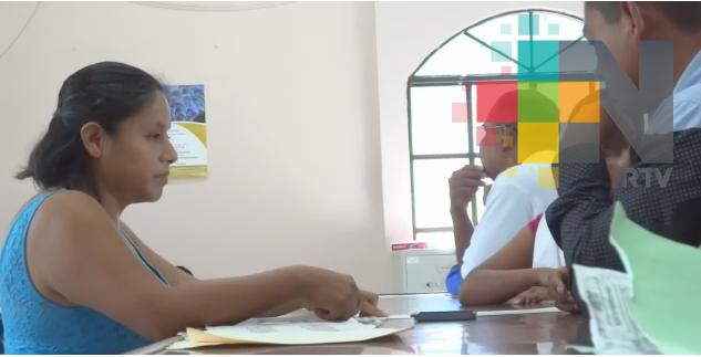 Aumenta número de trámites en Registro Civil de Tantoyuca