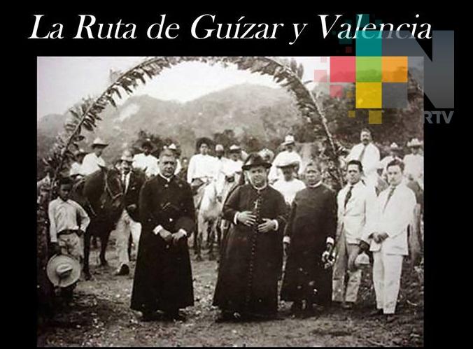 Presentan mapa de Ruta de San Rafael Guízar y Valencia