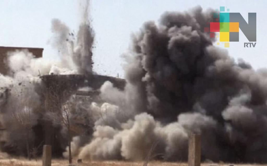 Egipto mata a 16 extremistas y destruye objetivos terroristas en Sinaí