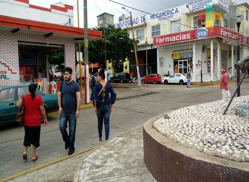 Coatzacoalqueños consideran que gobierno de Cuitláhuac García ha sido bueno