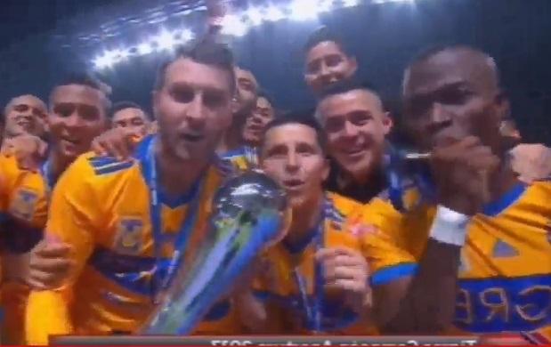Tigres doblega a Rayados y se proclama campeón del Torneo Apertura 2017