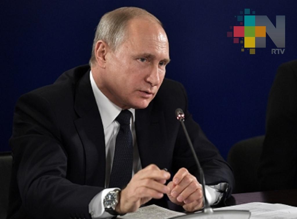 Ordena Putin retirada parcial de las tropas rusas de Siria
