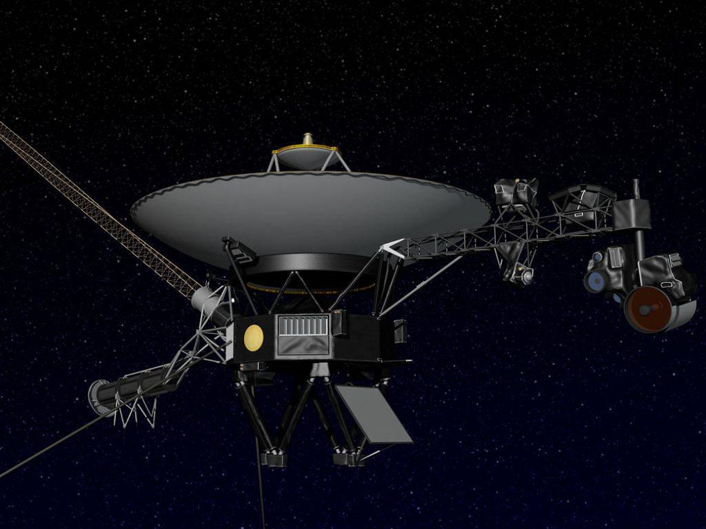 Nave espacial Voyager 1 enciende motores tras 37 años de inactividad