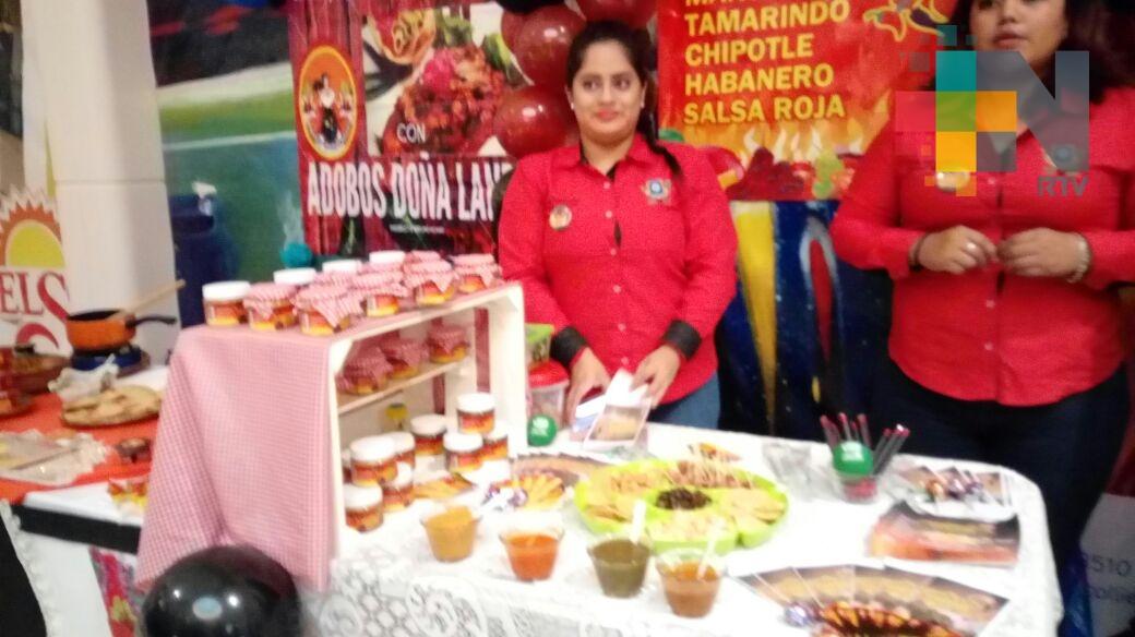 Apoya Secretaría de Economía a 45 emprendedores del sur de Veracruz