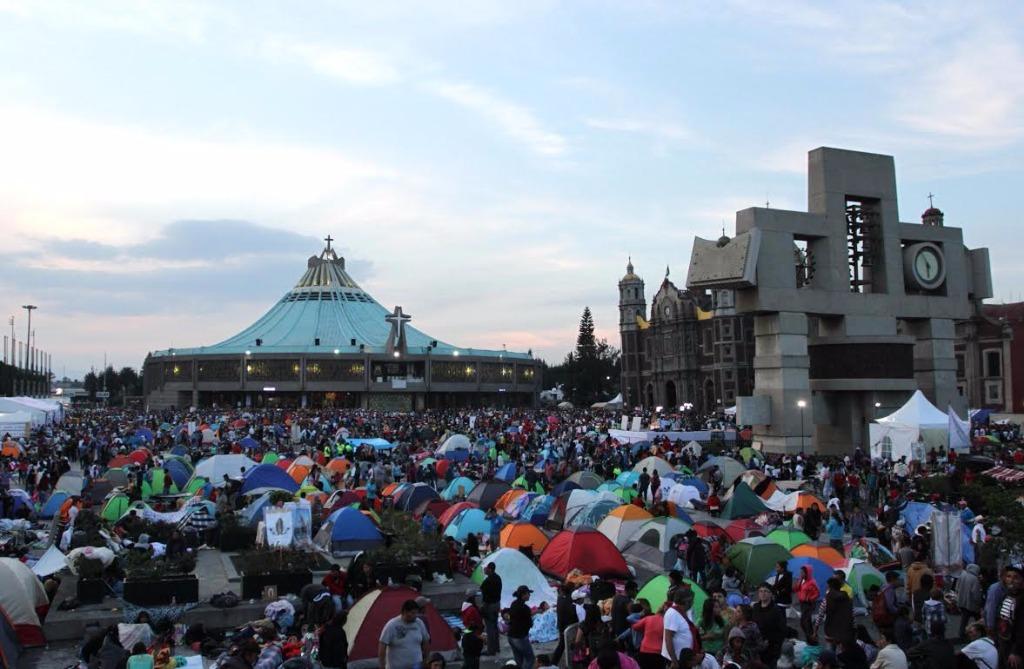 Saldo blanco en peregrinación a Basílica; hubo 7.2 millones de fieles