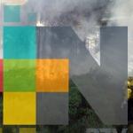 Combaten incendios en municipios de Veracruz