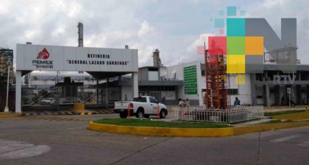 La mayor inversión industrial en 2017, reconfiguración en refinería Lázaro Cárdenas de Minatitlán